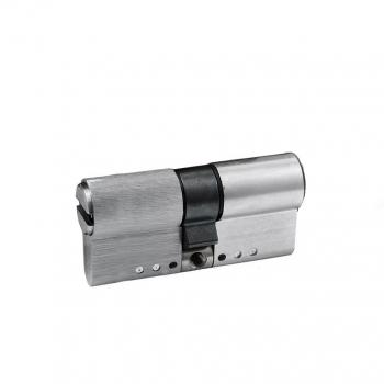 Цилиндр замка SECUREMME K1 ключ-ключ (мат хром)