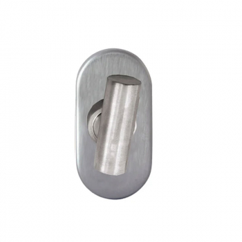Накладка Condi Collection WC овал (нержавеющая сталь)
