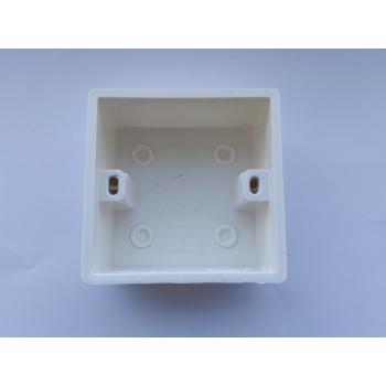 Подрозетник для энергосберегающего кармана (врезной) SEVEN LOCK P-7754i
