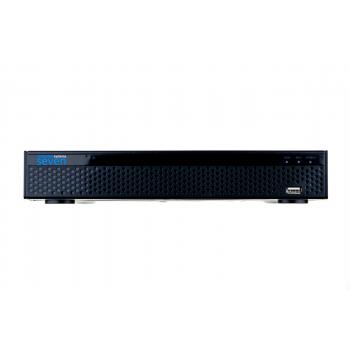 Гибридный видеорегистратор (для IP, AHD, TVI, CVI камер) SEVEN MR-7604 PRO