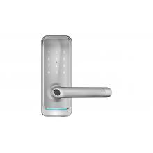 Умный биометрический замок SEVEN LOCK SL-7738SH silver