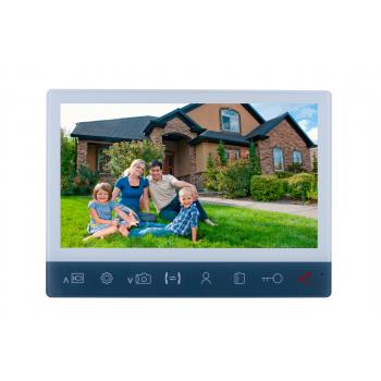 Домофон SEVEN DP–7512 FHD IPS white