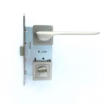 Дверные ручки под фиксацию TRION RIGORO 74 MSN ЦАМ