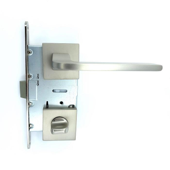 Дверные ручки под фиксацию TRION DOLCE 49 MSN ЦАМ