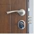 Входная дверь МинистерствоДверей ПО-206 (Дуб Темный)