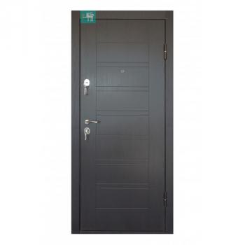 Входная дверь МинистерствоДверей ПО-206 (Венге темный)