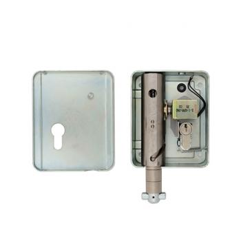 Замок электромеханический VIRO V09 BS50мм UNIV DIN 12VAC NC CYL 3KEY GATE